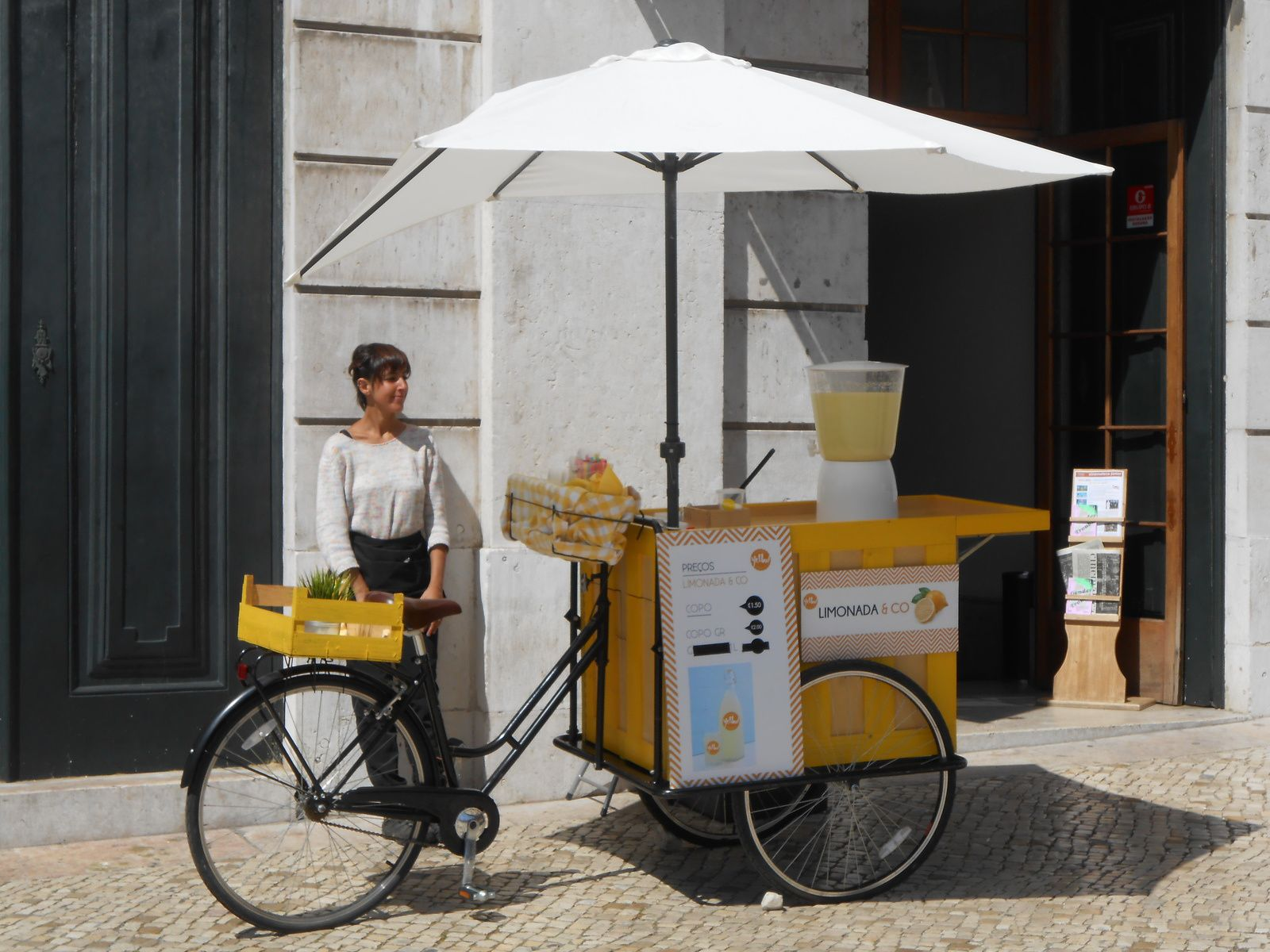Lisbonne, mai 2015