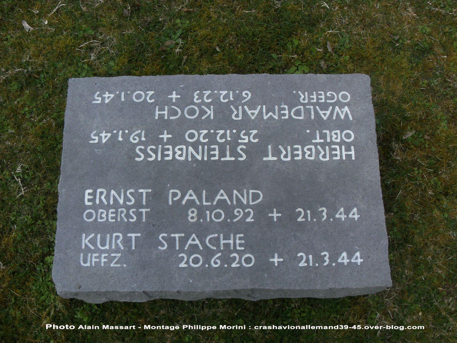 Crash d'un Heinkel He 111 P-5 en Charente-Maritime