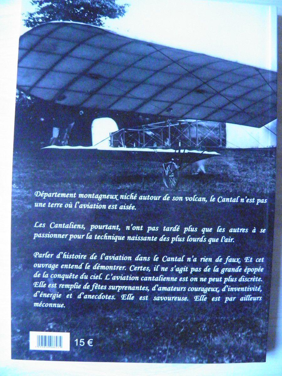 Histoire de l'aviation dans le Cantal 1910-1945