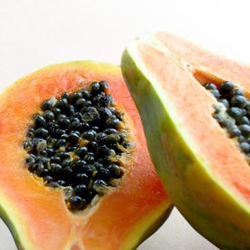 Les atouts santé de la papaye
