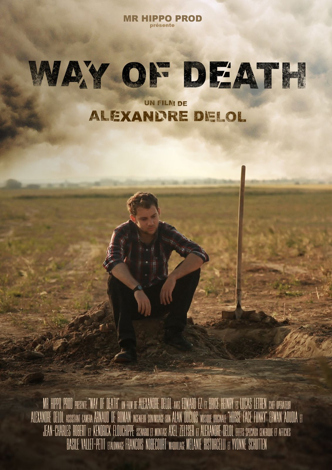 WAY OF DEATH - Court métrage 2014