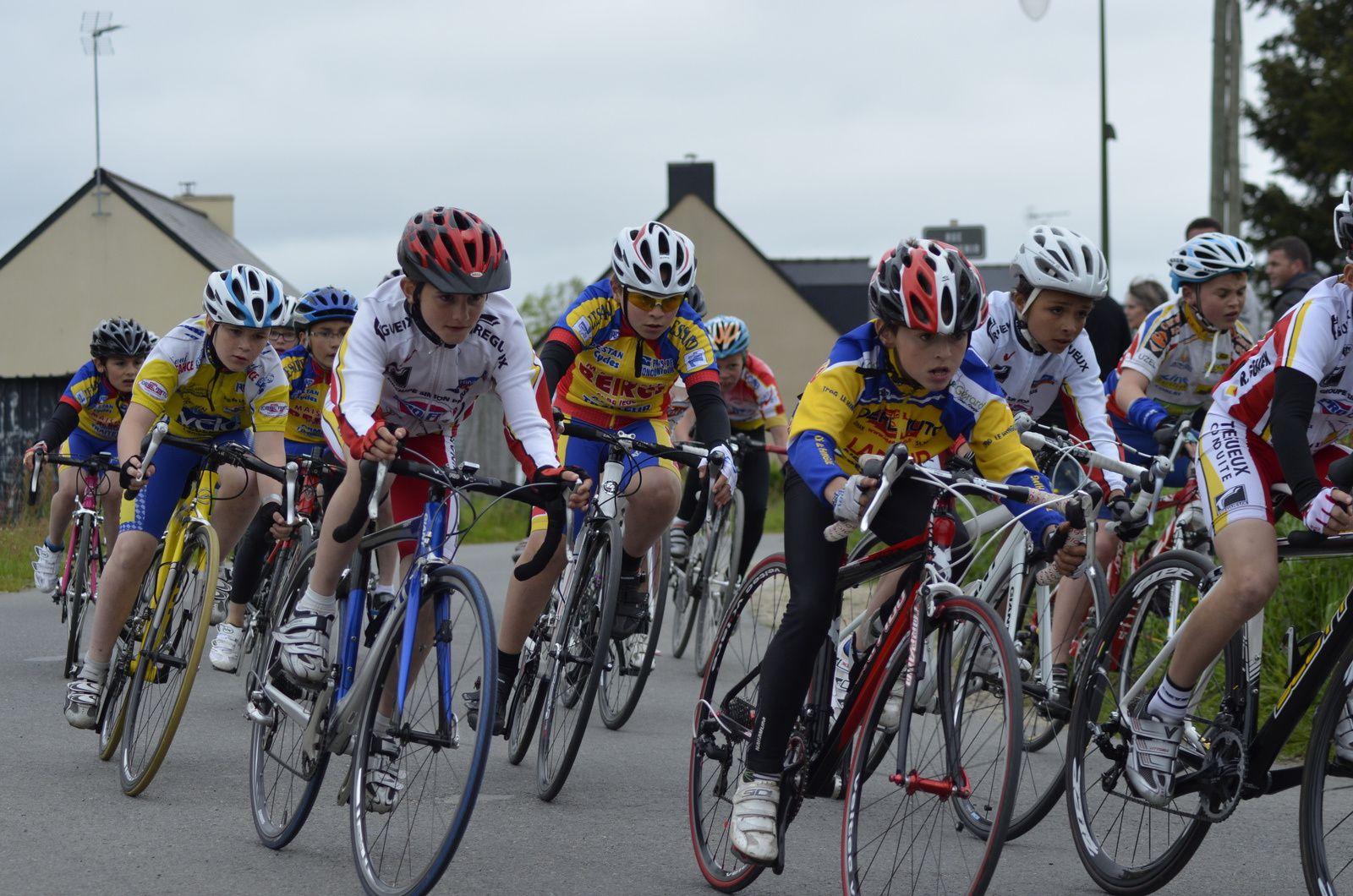 Trophée départemental des écoles de cyclisme