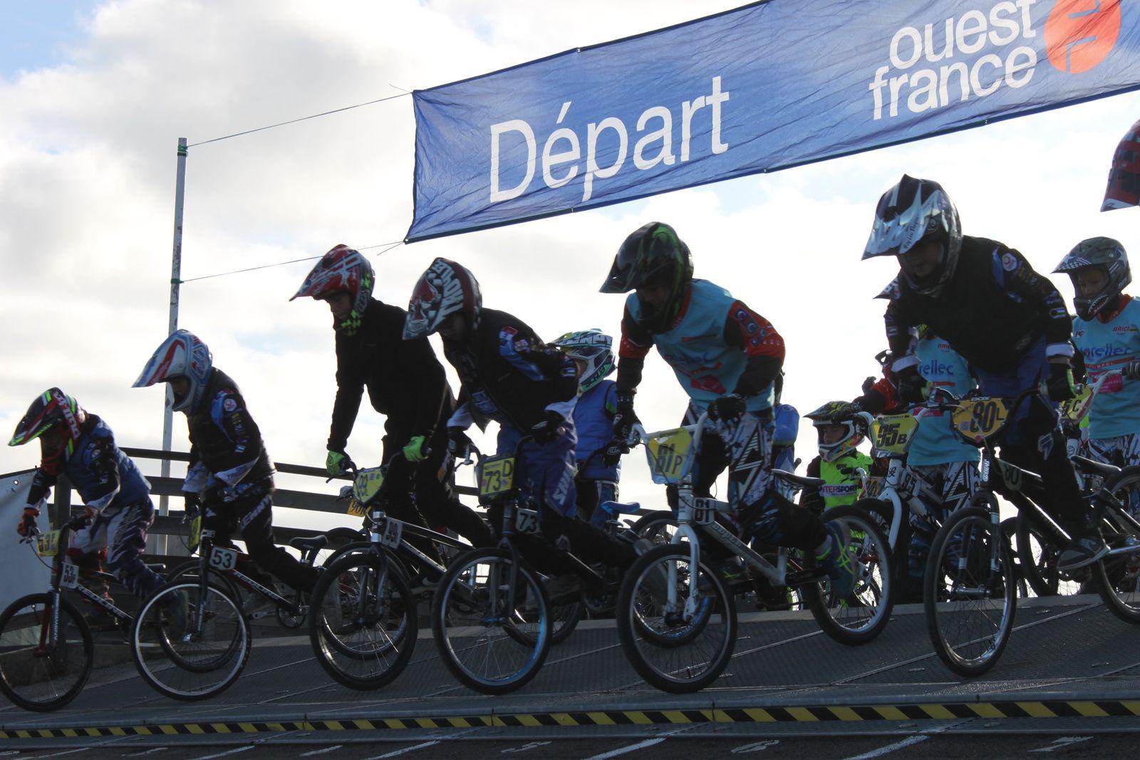 BMX: course à Rostrenen