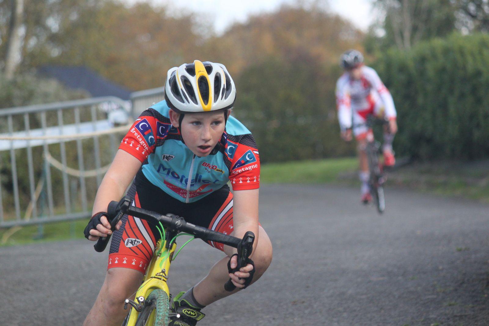 Planguenoual :départemental des Côtes-d'Armor de cyclo-cross