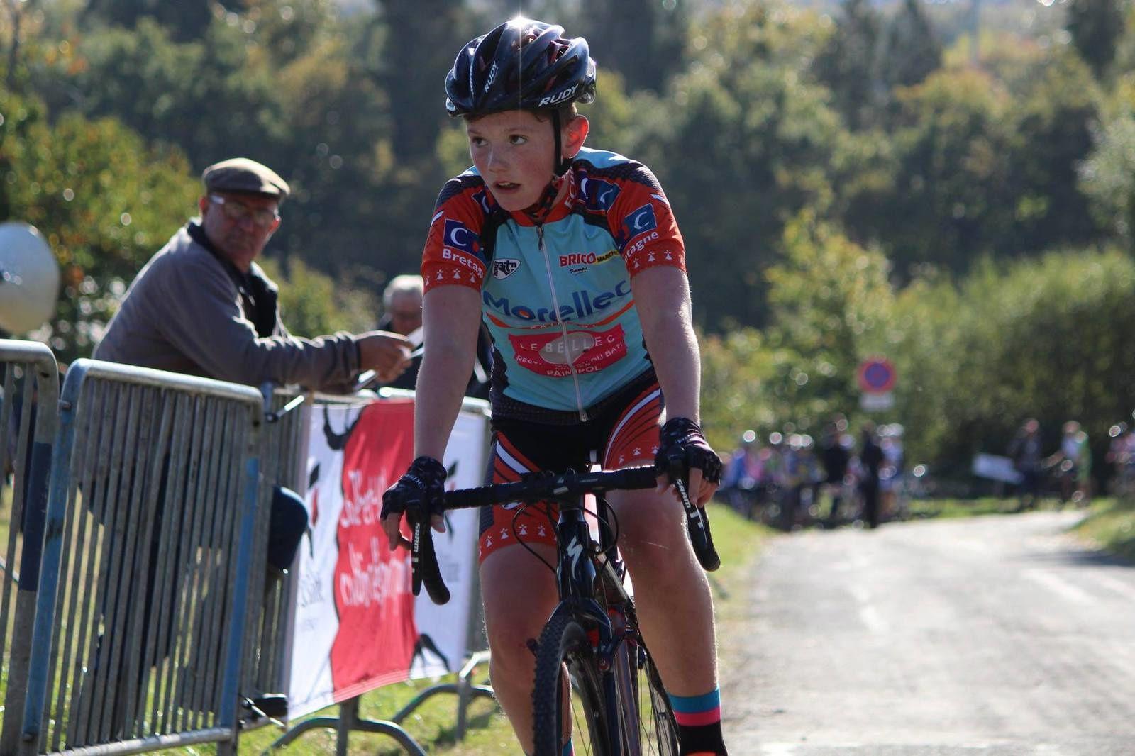Cyclo cross Thorigné Fouillard