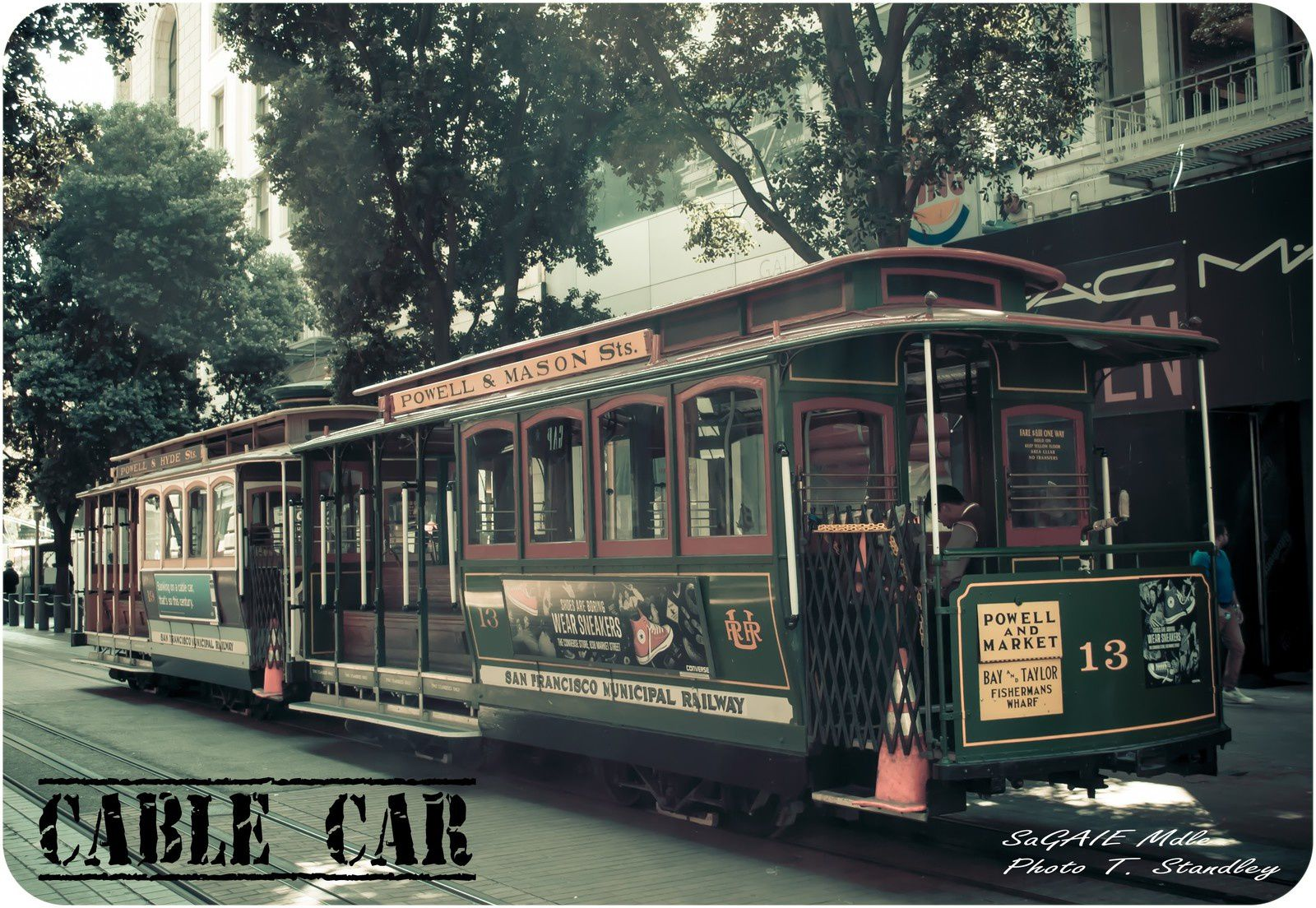 Cable Car.