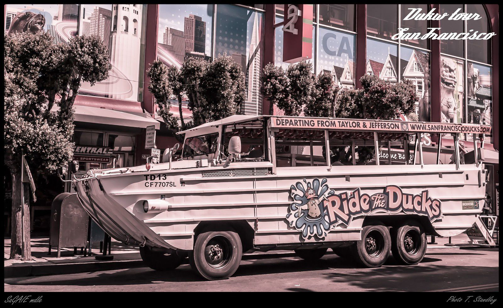 Dukw Tour San Francisco