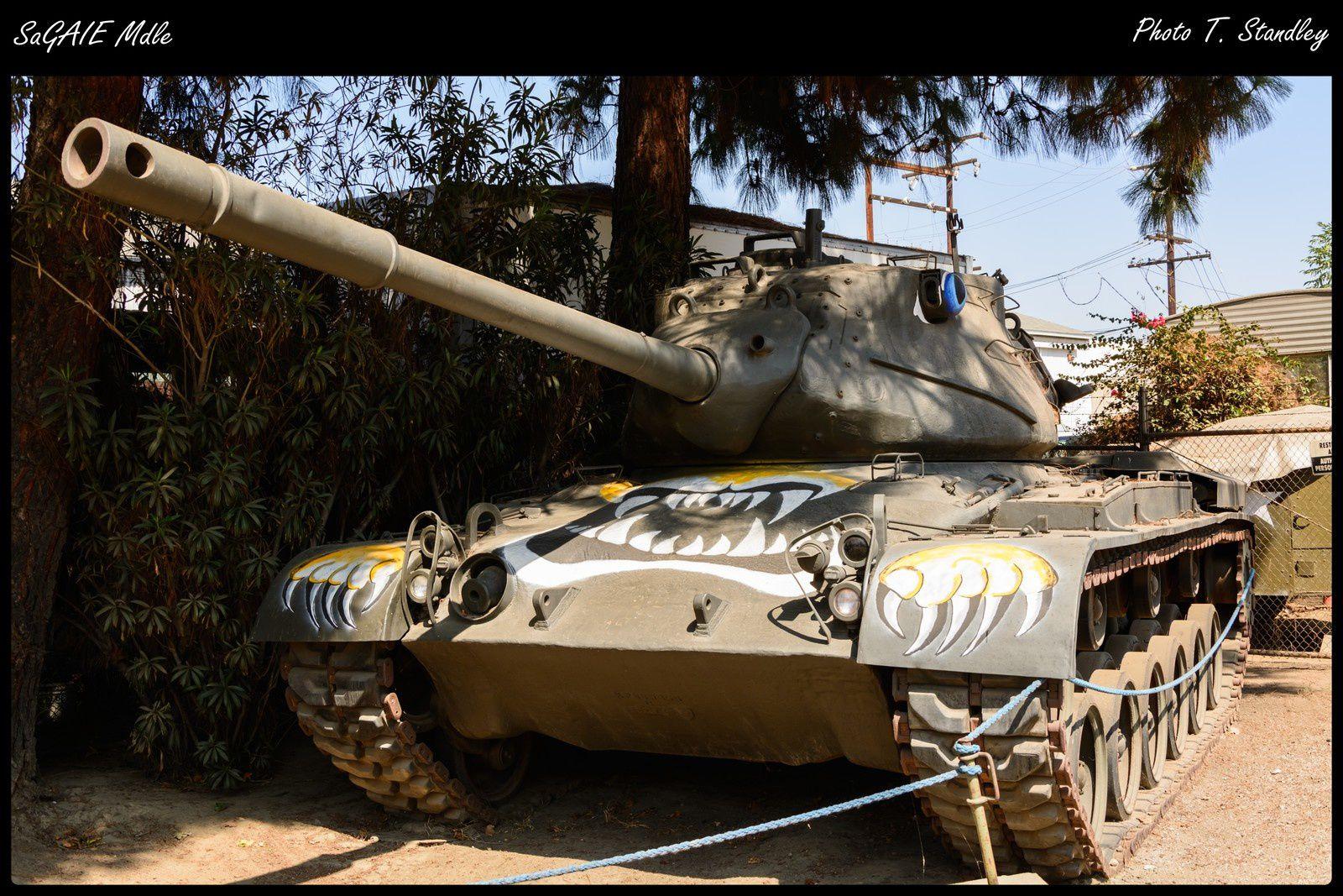 Tanks American Military Museum.