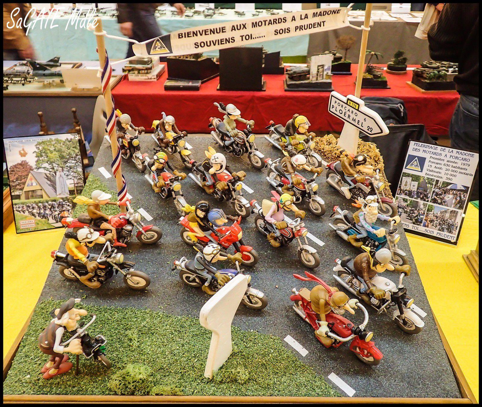 Exposition du Maquette Club Niortais 2015. ( 2/2 )