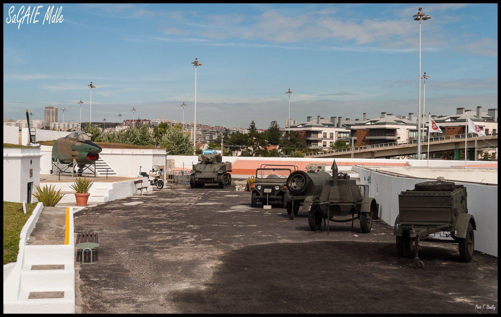 Musée du combattant à Lisbonne ( Belem )