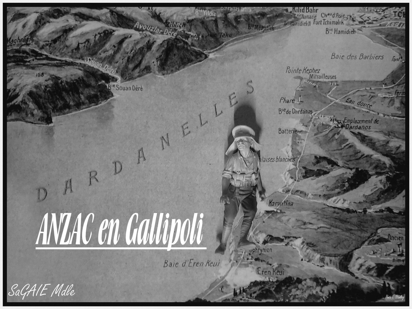 ANZAC en Gallipoli ( épisode 1/4 )