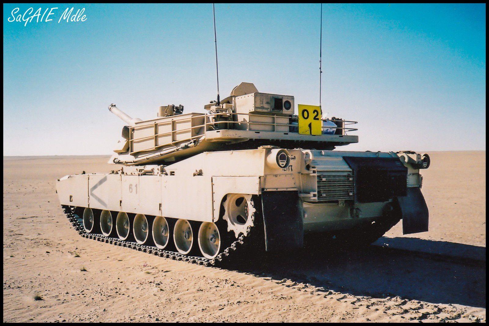 M 1 Abrams armée du Koweit