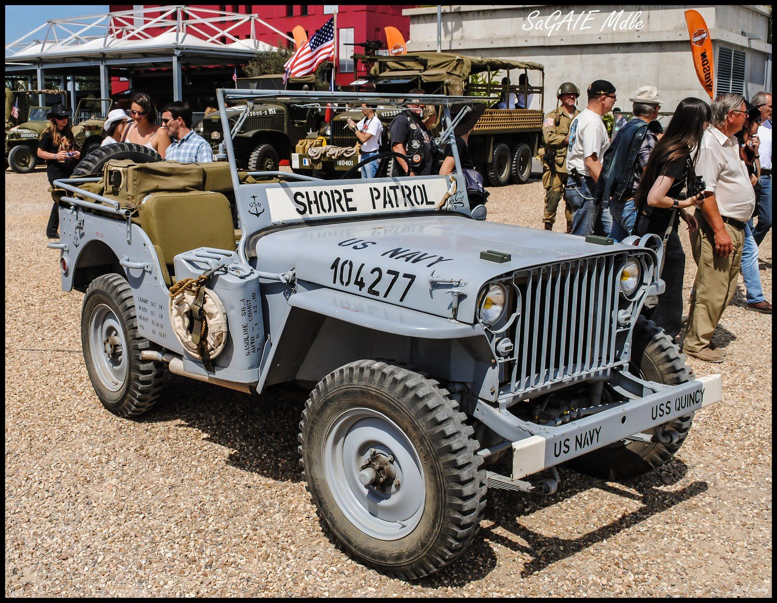 Jeep, American Tours festival, Tours 2015