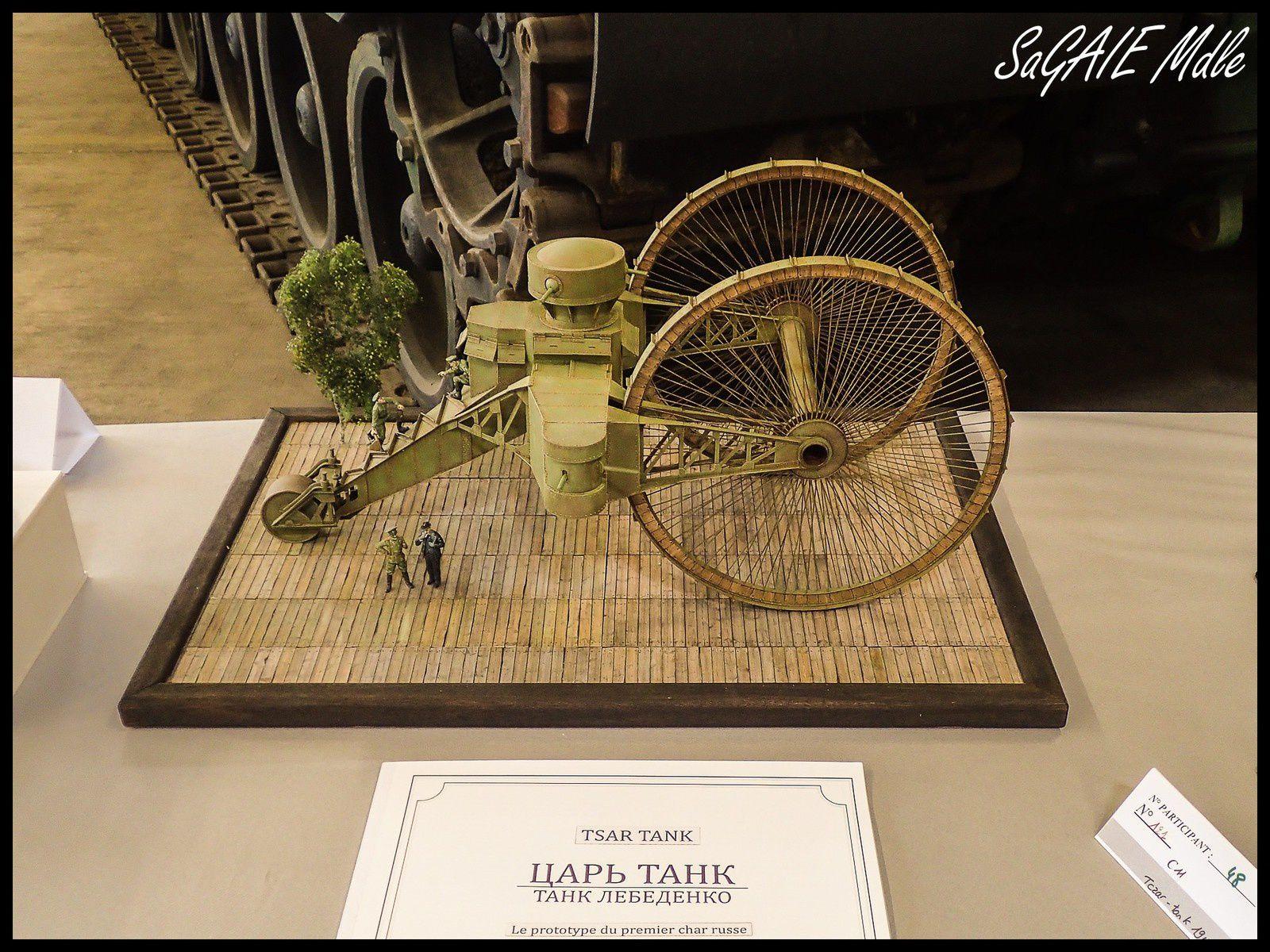 Exposition de maquette, Saumur 2017