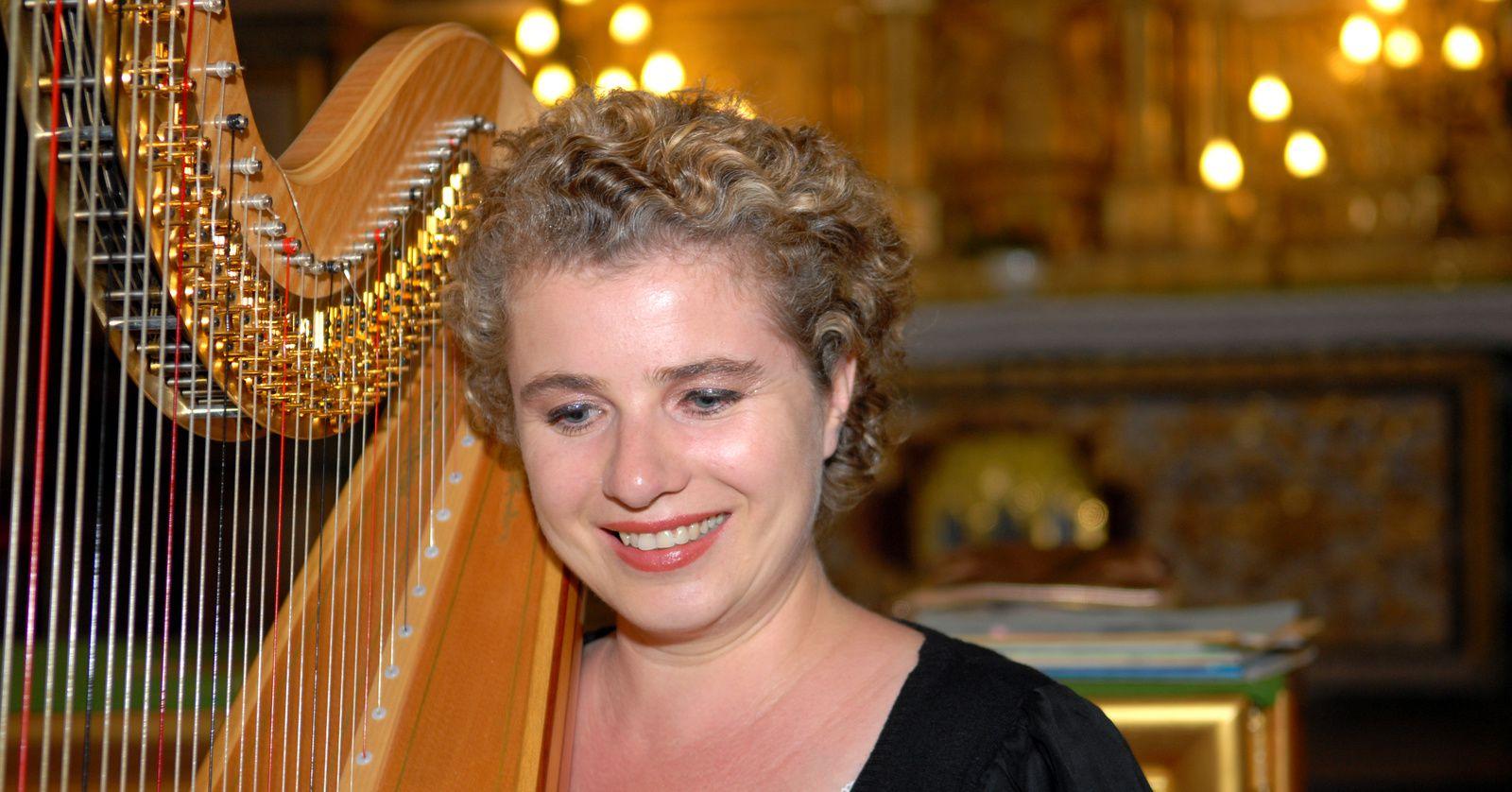 Florence DUMONT - harpe