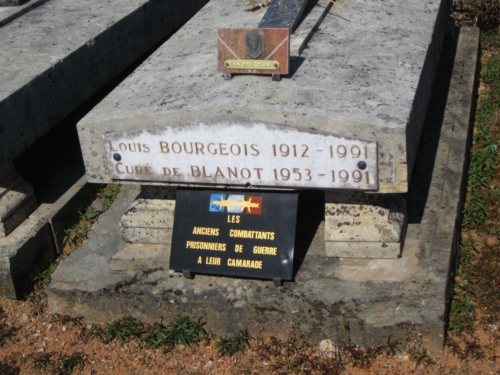Blanot (Côte d'Or) et la seconde guerre mondiale