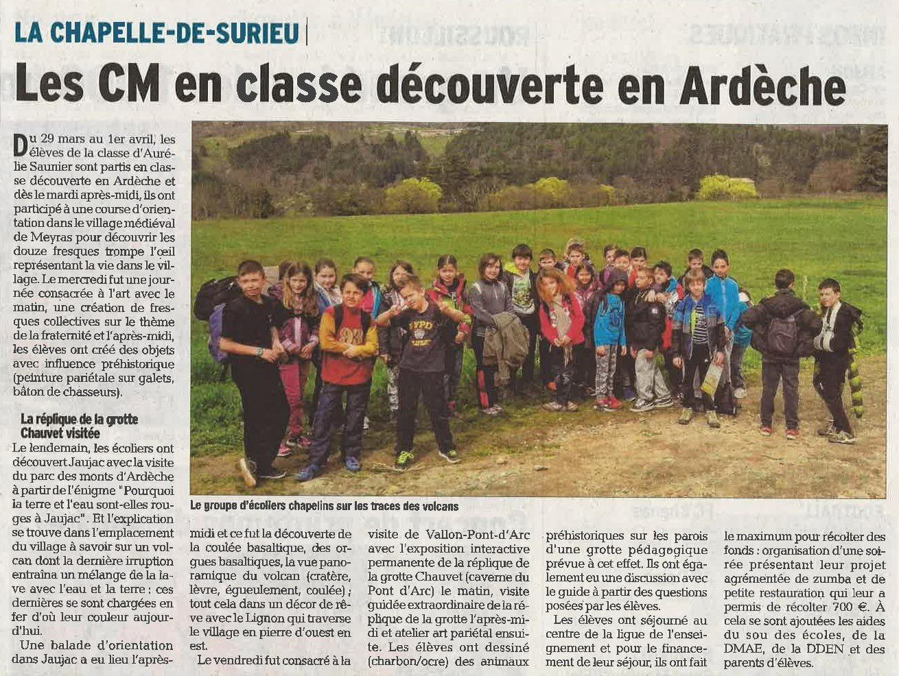 Article du DL du 8.4.2016