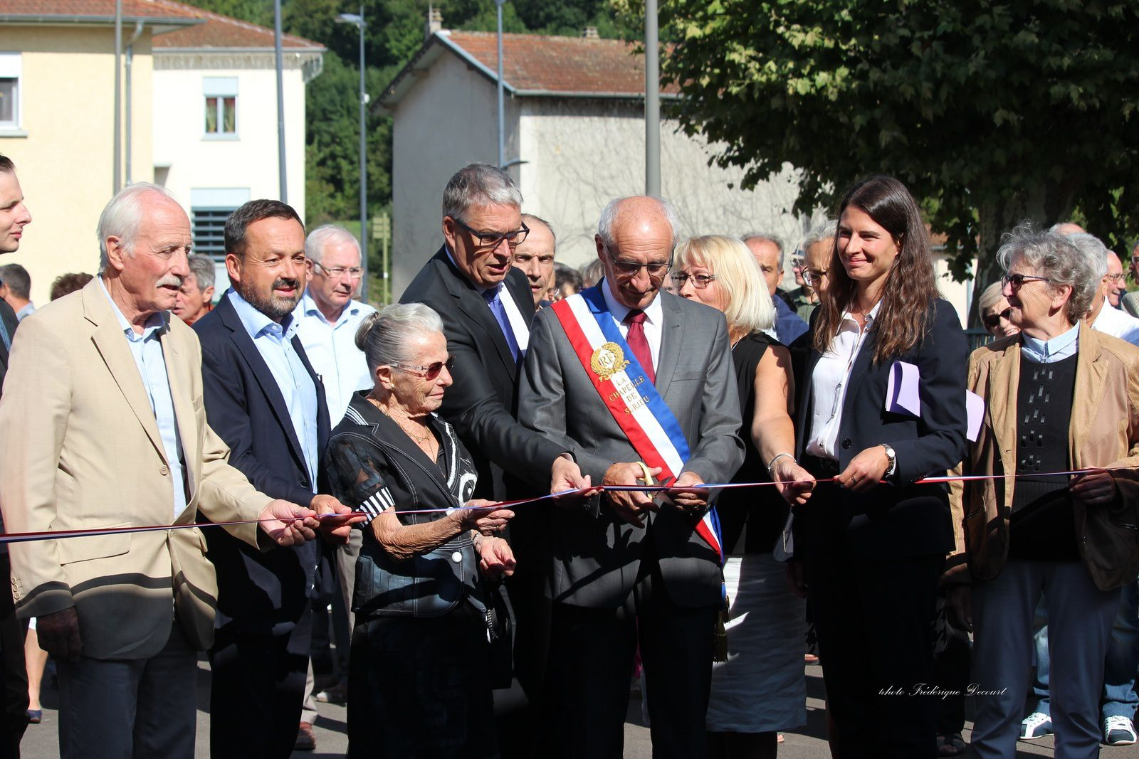 Une belle inauguration
