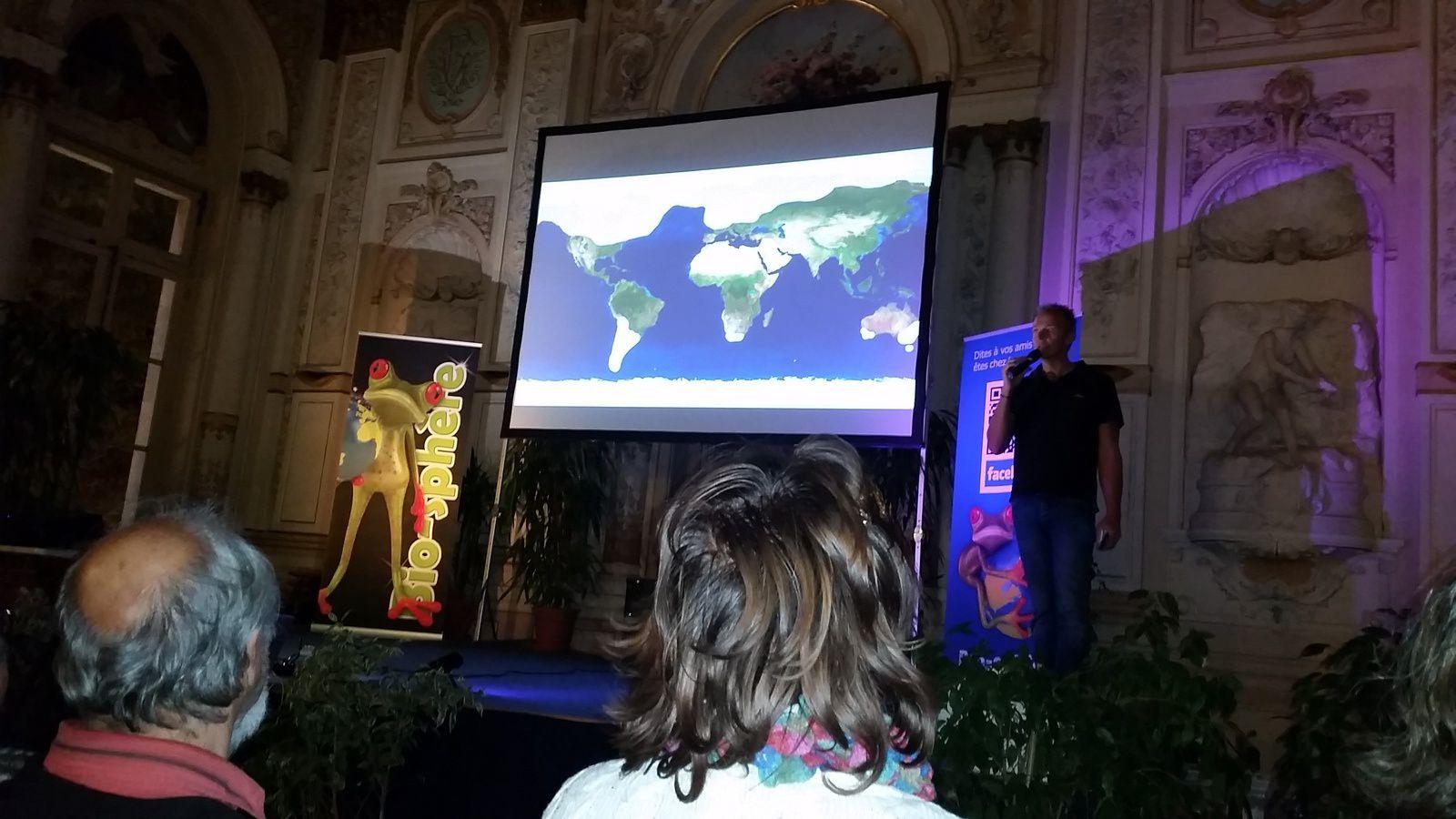 Conférence interactive sur le climat Avignon 28 novembre 2015
