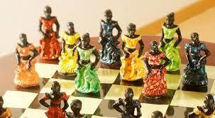 Un jeu de dames &quot&#x3B;péi&quot&#x3B; folklorique