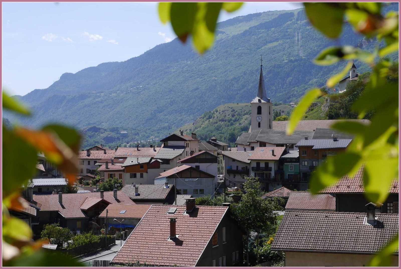 le village d'Aimé