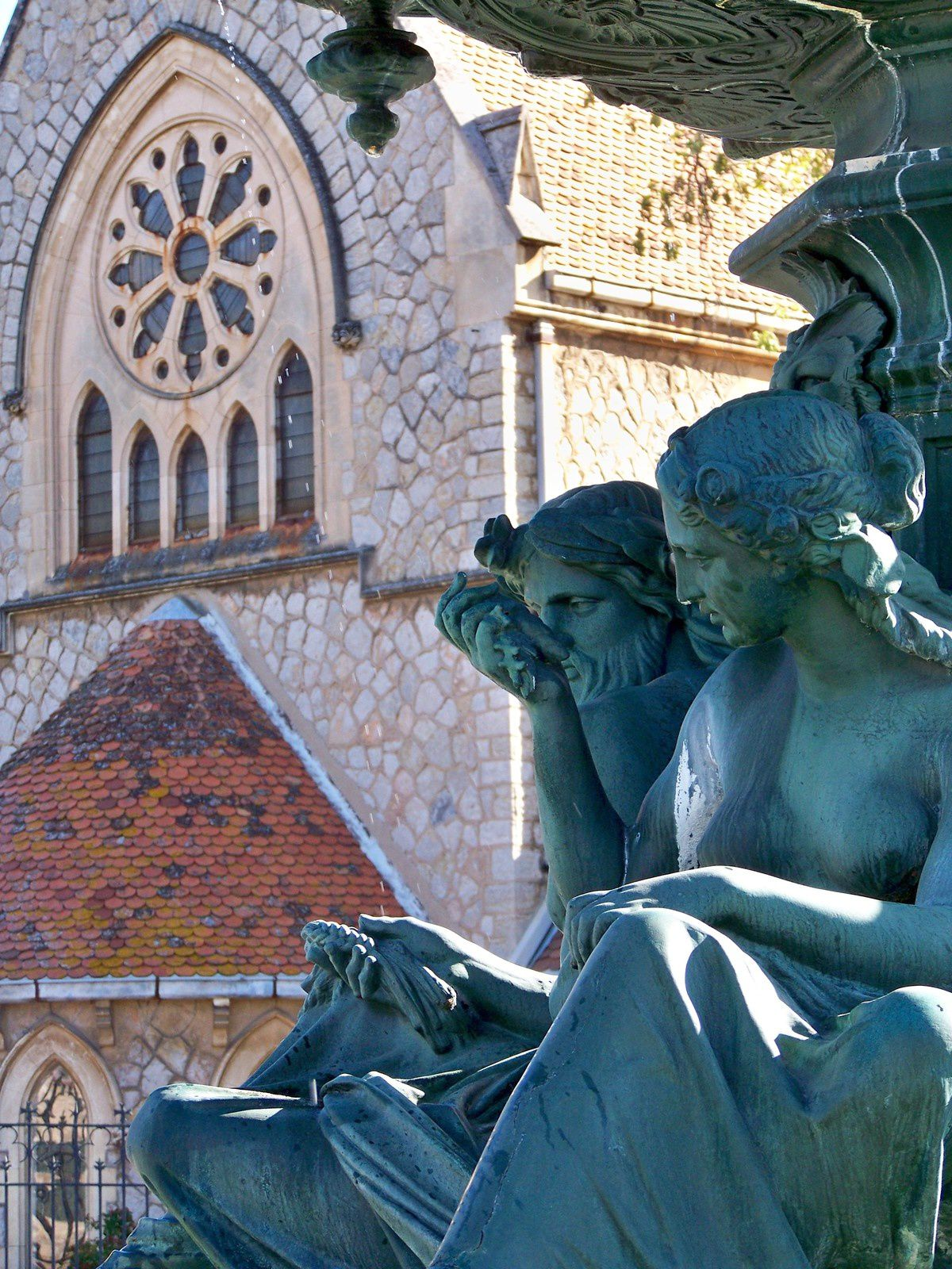 fontaine Godillot
