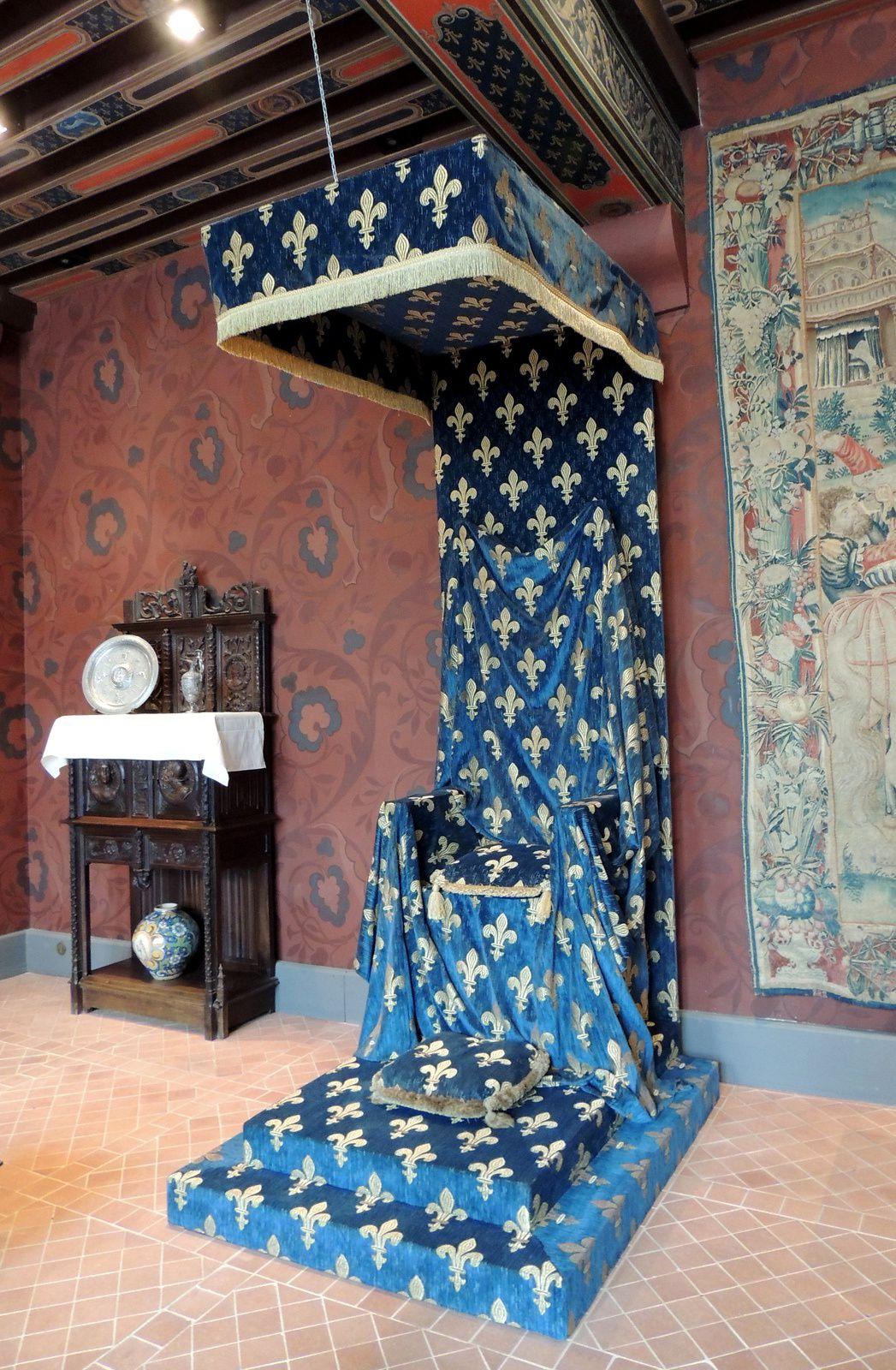 trone de Francois 1er