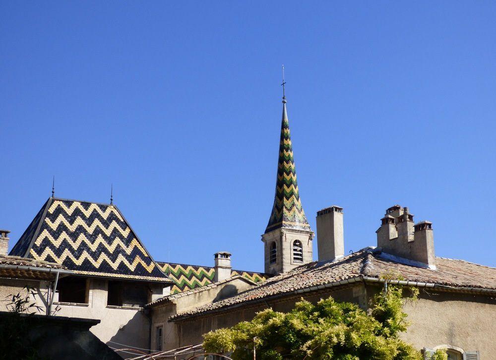 la Chartreuse de Valbonne monument historique du XIIIème siècle