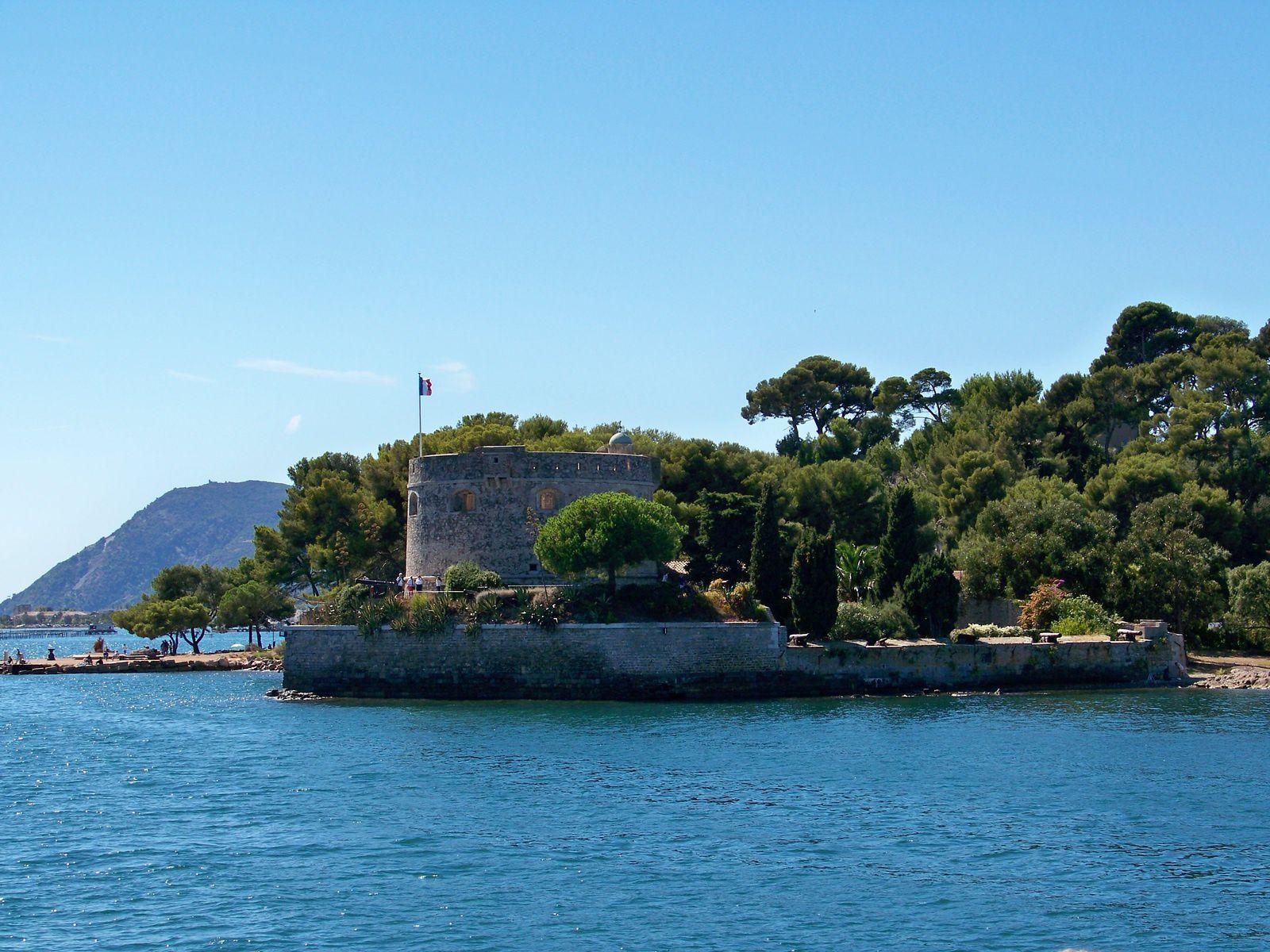 le fort de Balaguier
