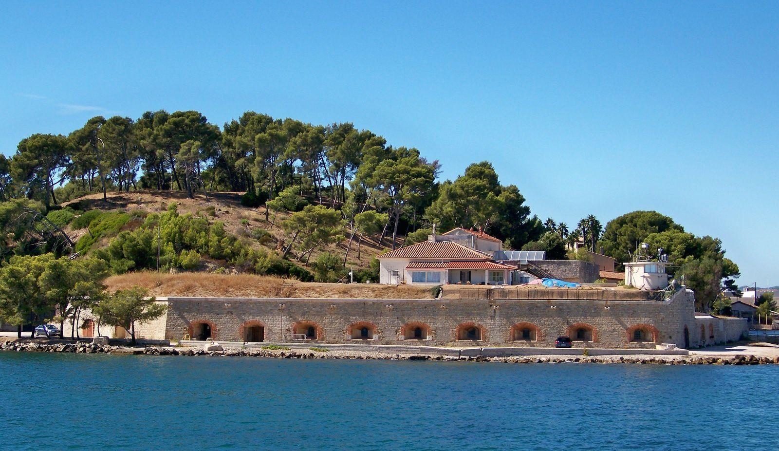 le fort de L'Eguilette