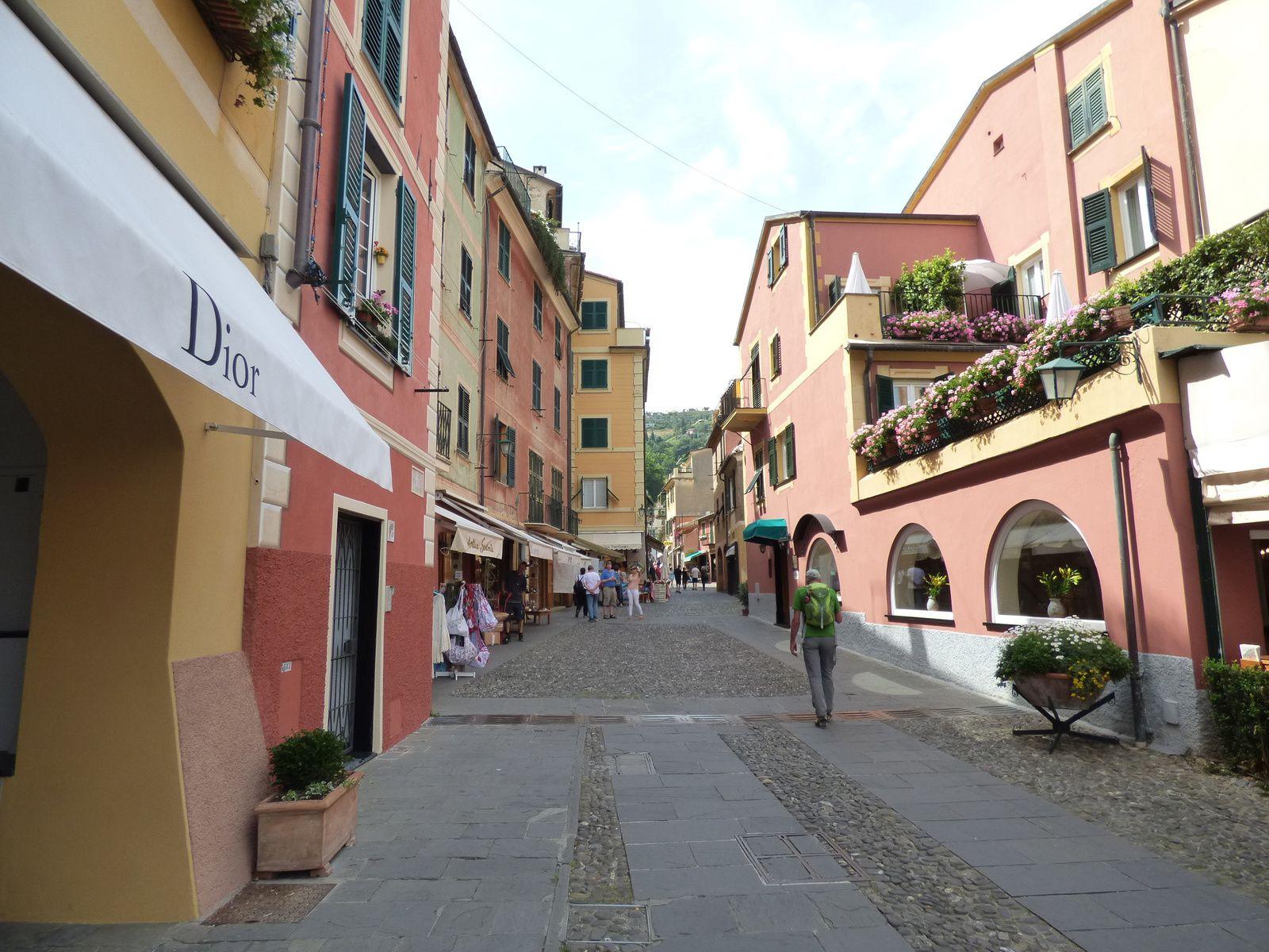 quelques vues de Portofino