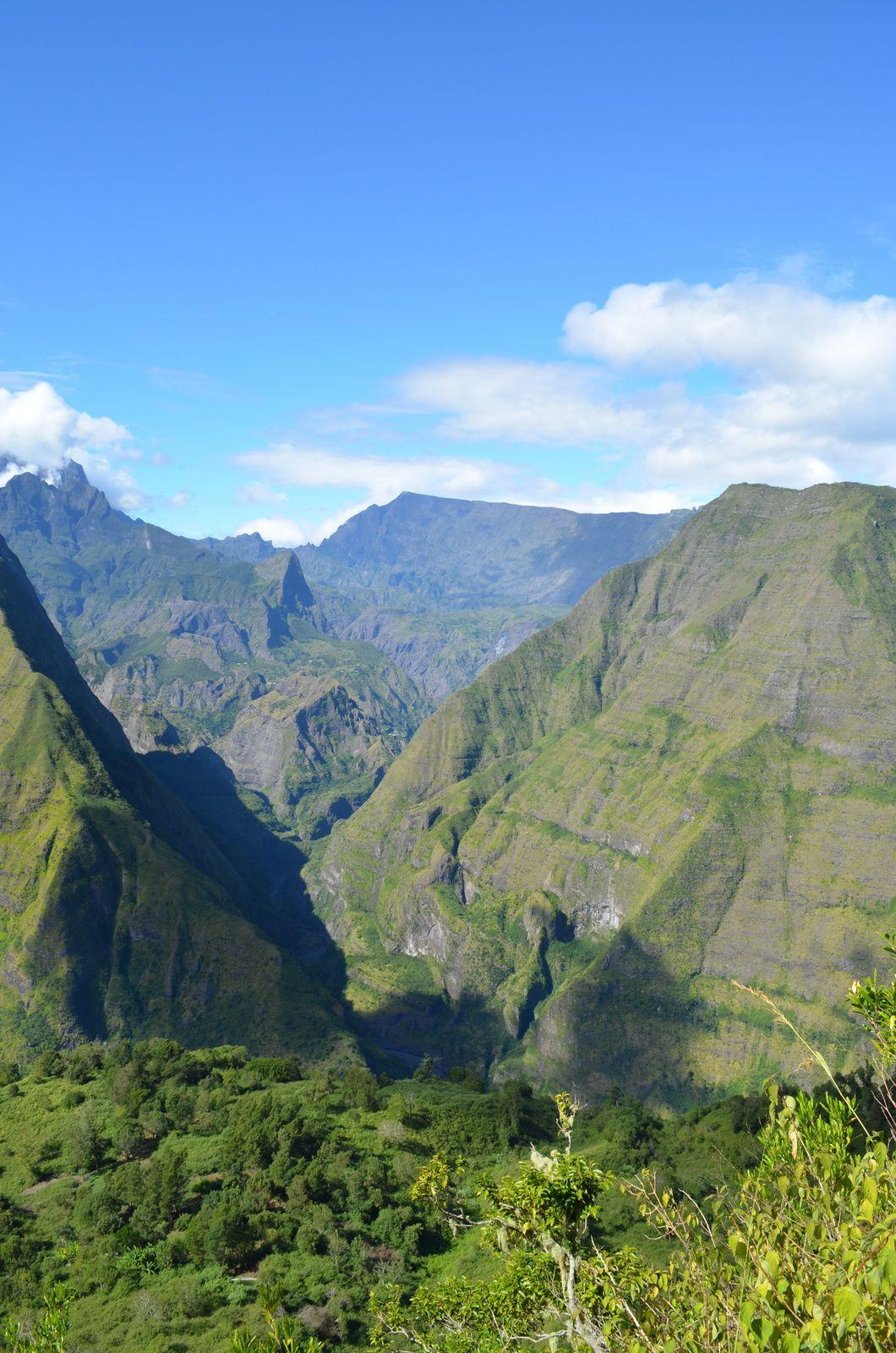 Un petit coin de paradis : l'Ile de la Réunion