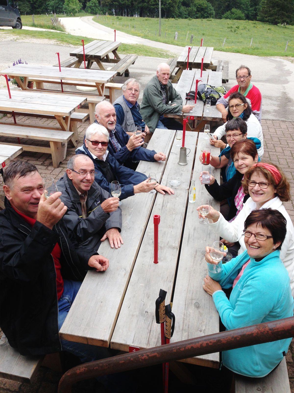 Mardi 16 juin: Les Aiguilles de Baulmes