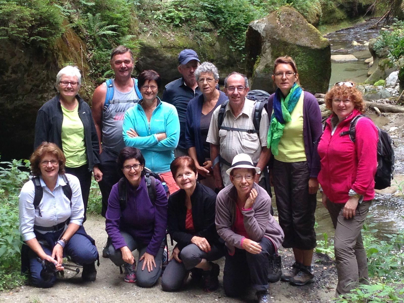Mardi 28 juillet: Vallée du Gottéron