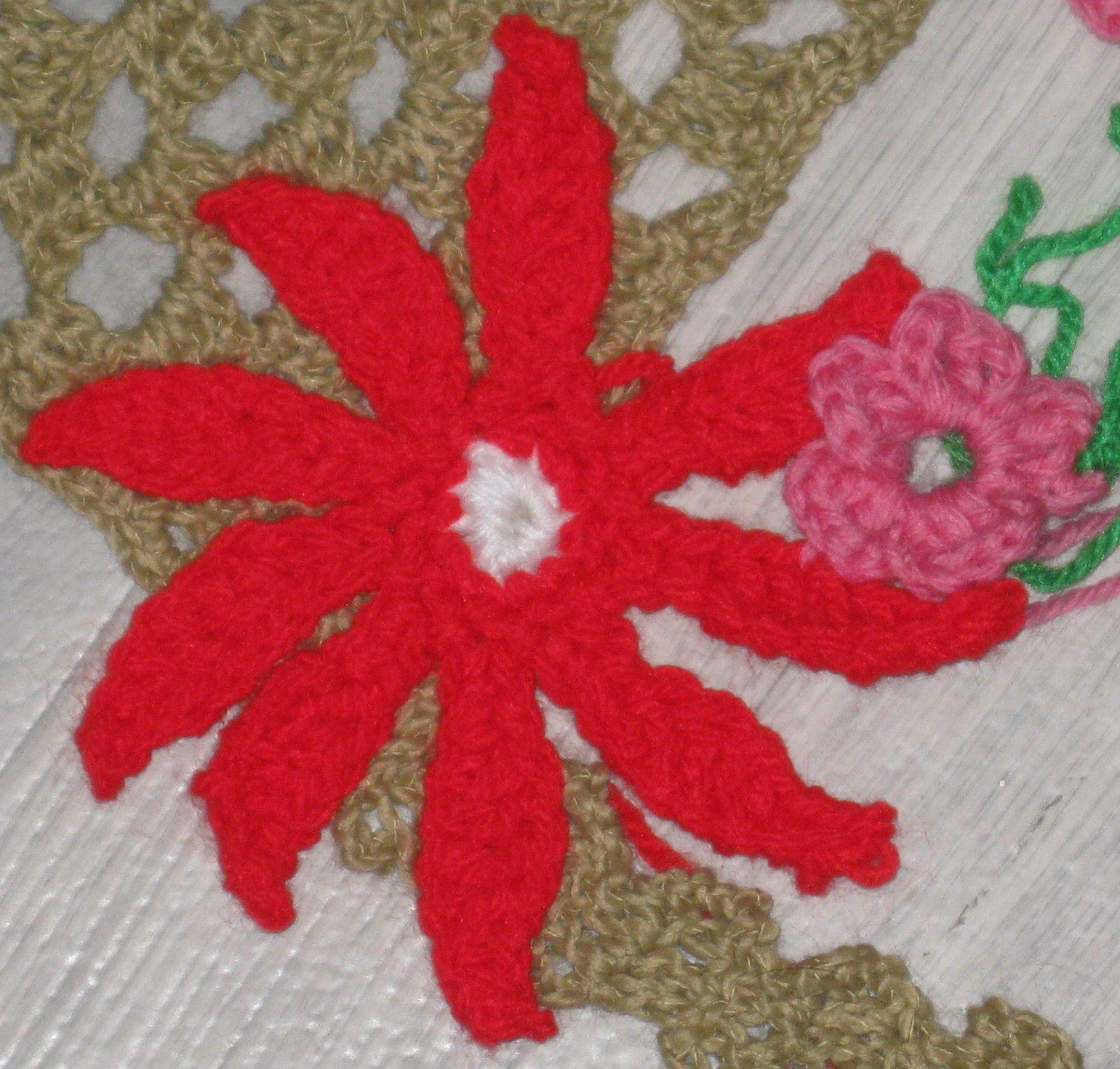 Des fleurs pour un projet ....