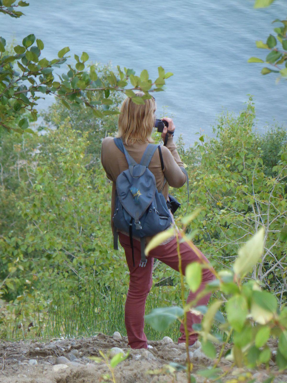 suite de notre voyage, Fjord du Saguenay et plus ...