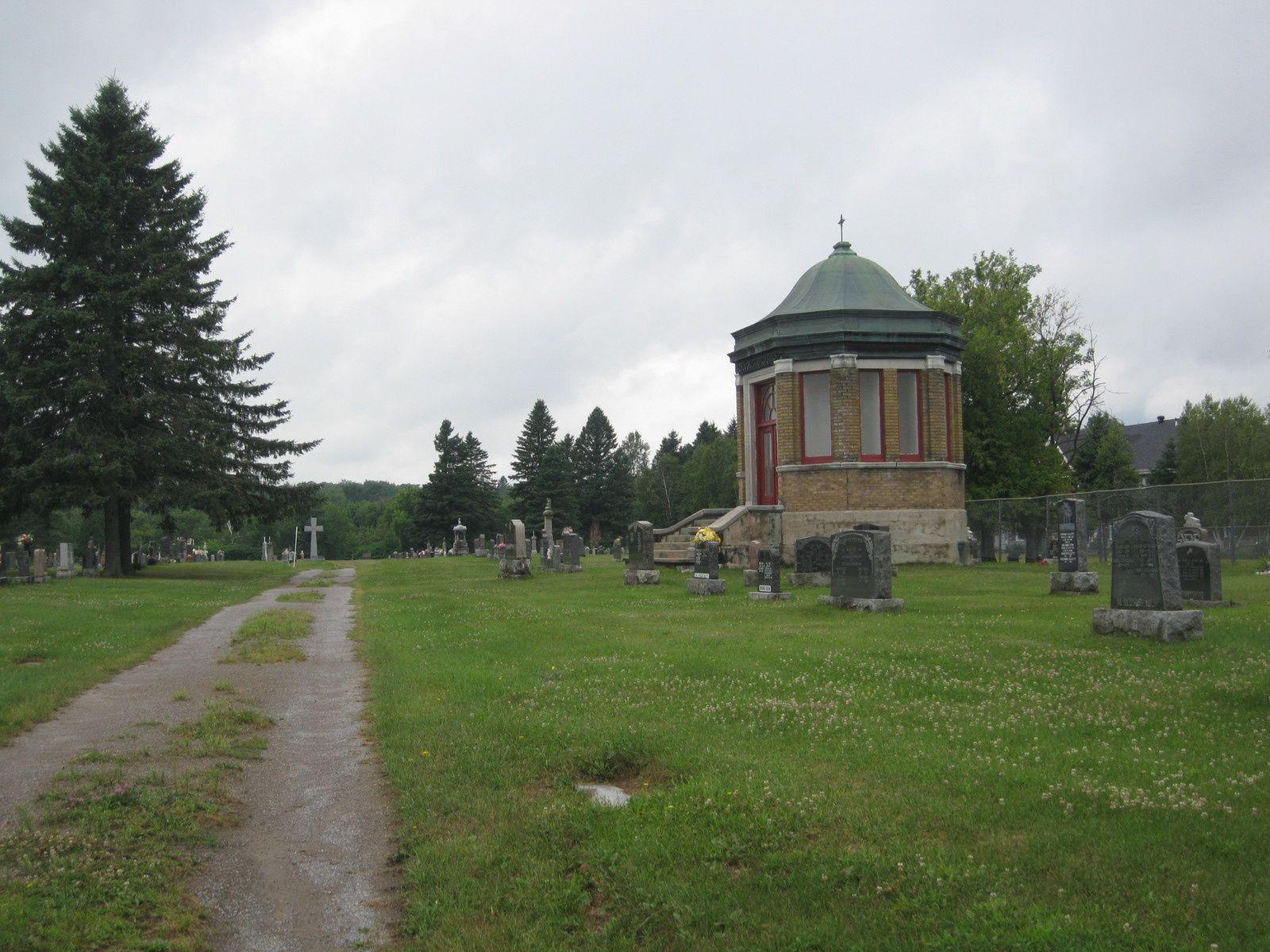 cimetière de St Stanislas -
