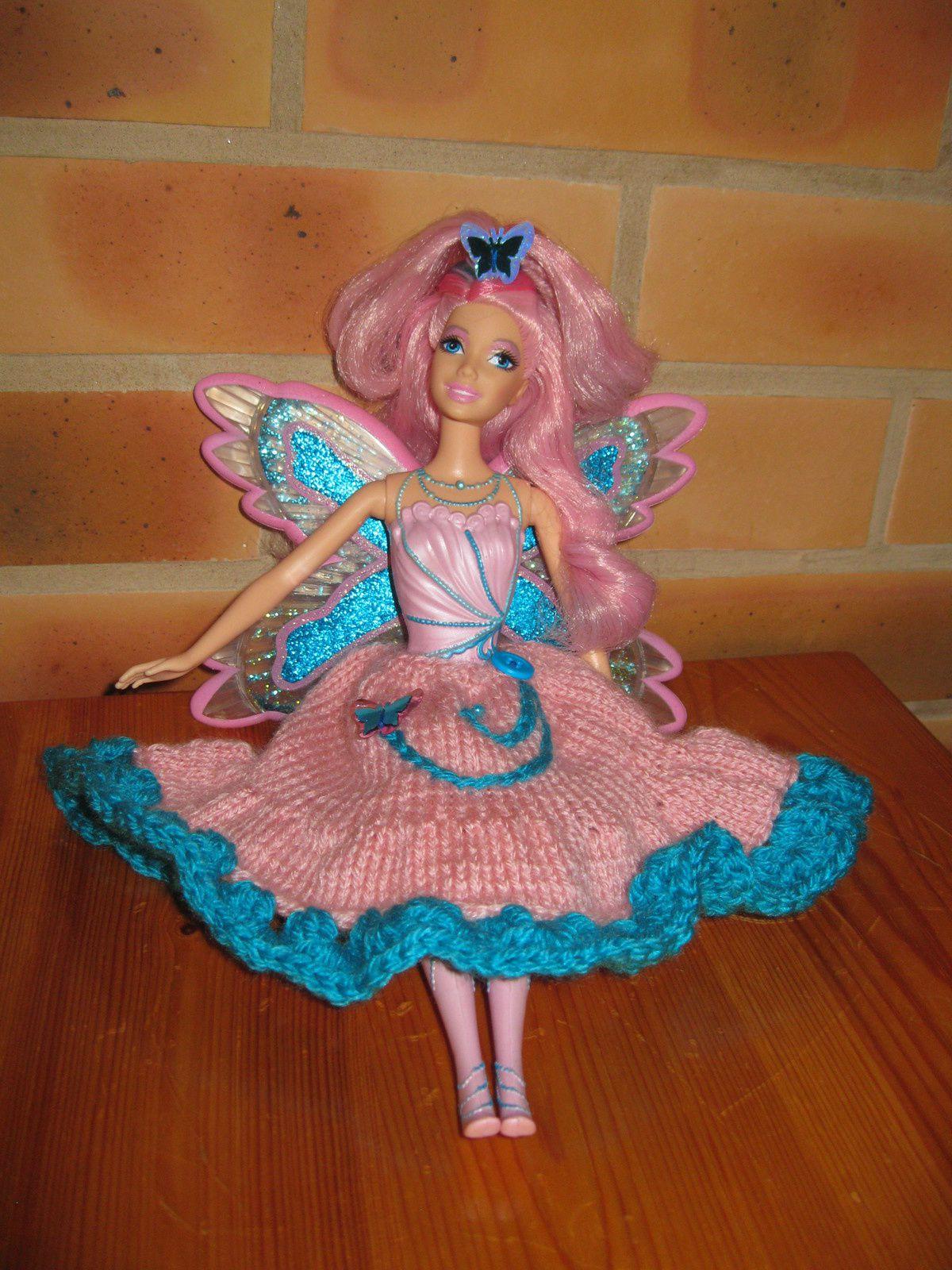Barbie fée ...