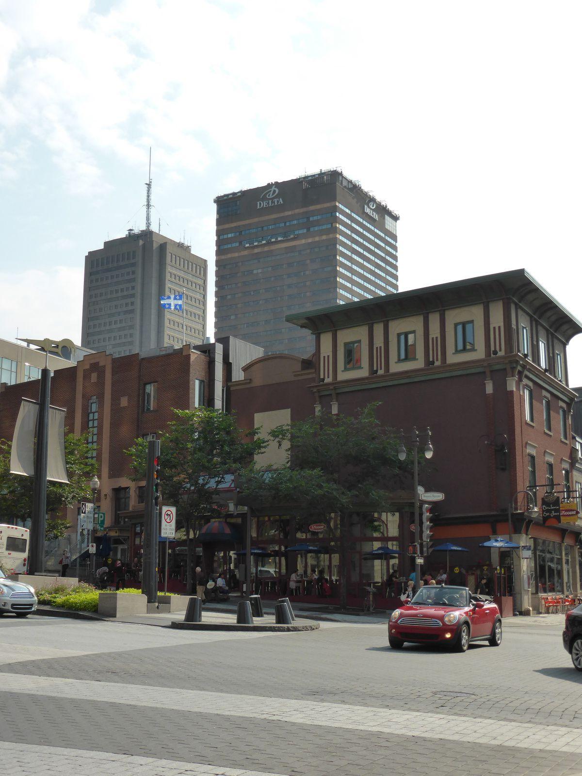 Suite de mon voyage au Canada - Quebec 2e partie
