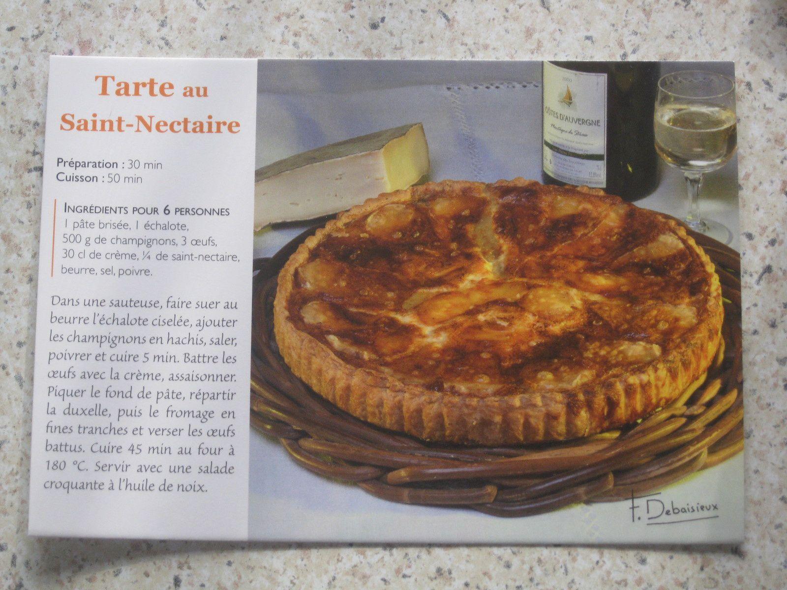 Visite en auvergne - Saint Nectaire ...