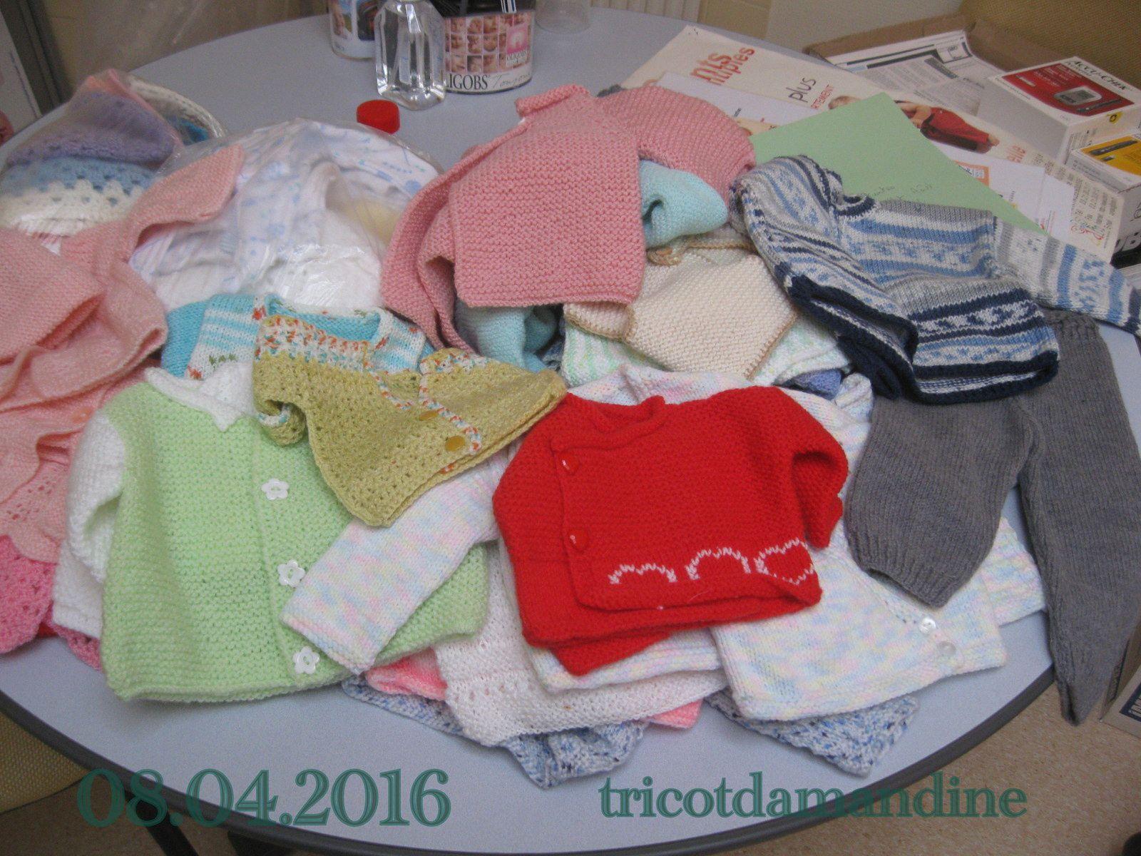 Ma visite à la maternité de Melun ...
