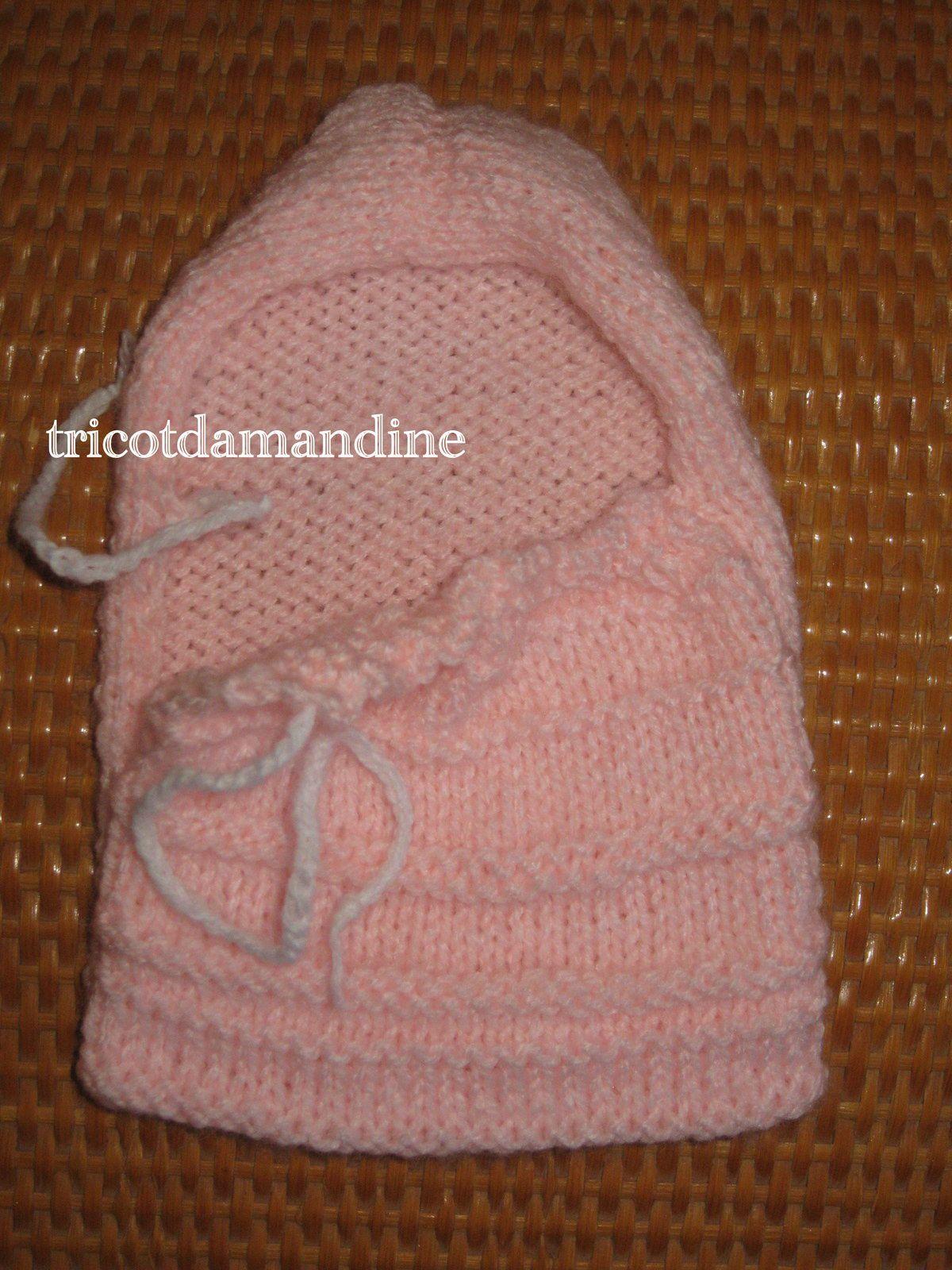Des angelines pour la maternité de Melun - tuto tricot ...