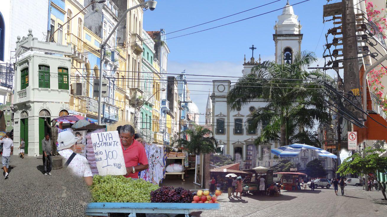 Recife, centre ville
