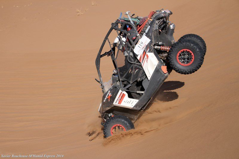 Objectif dunes : Etape 2
