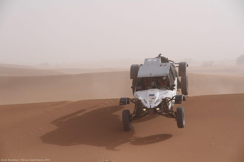 Etape 4 du Morocco Sand Express 2014 notre nouveau rallye raid au maroc