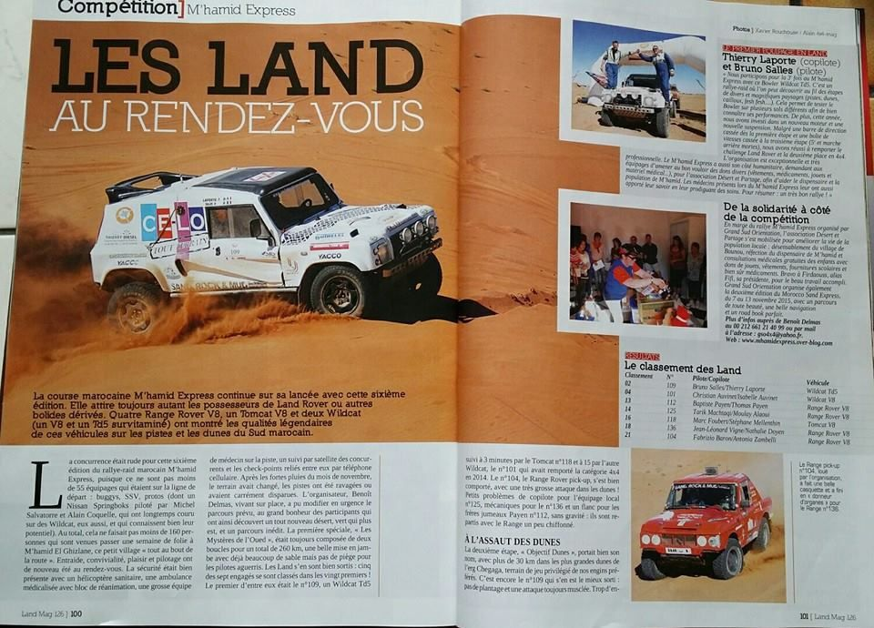 Au tour de Land Mag, et le clip de Direct 8