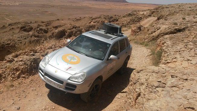Retour des recos du Morocco Sand Express 2015, notre nouveau rallye raid maroc