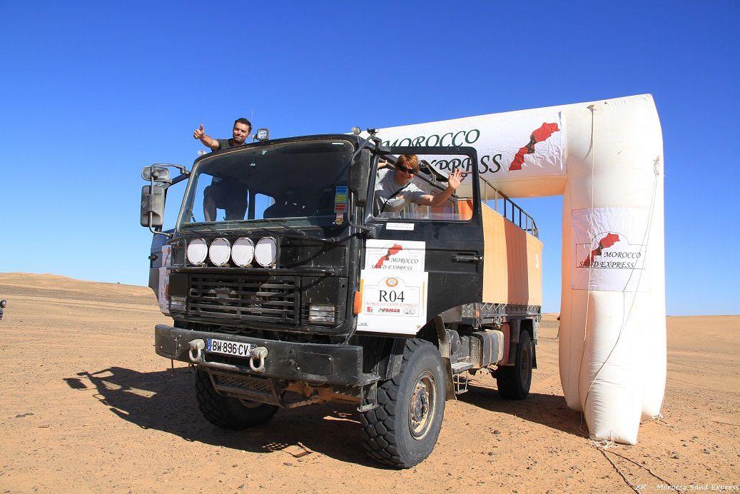 Etape 5 Morocco Sand Express 2015