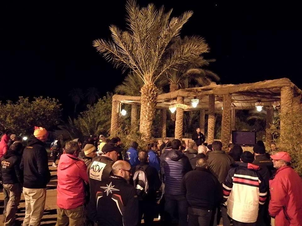 Etape 1 du M'hamid Express 2017, Les Mystères de l'Oued