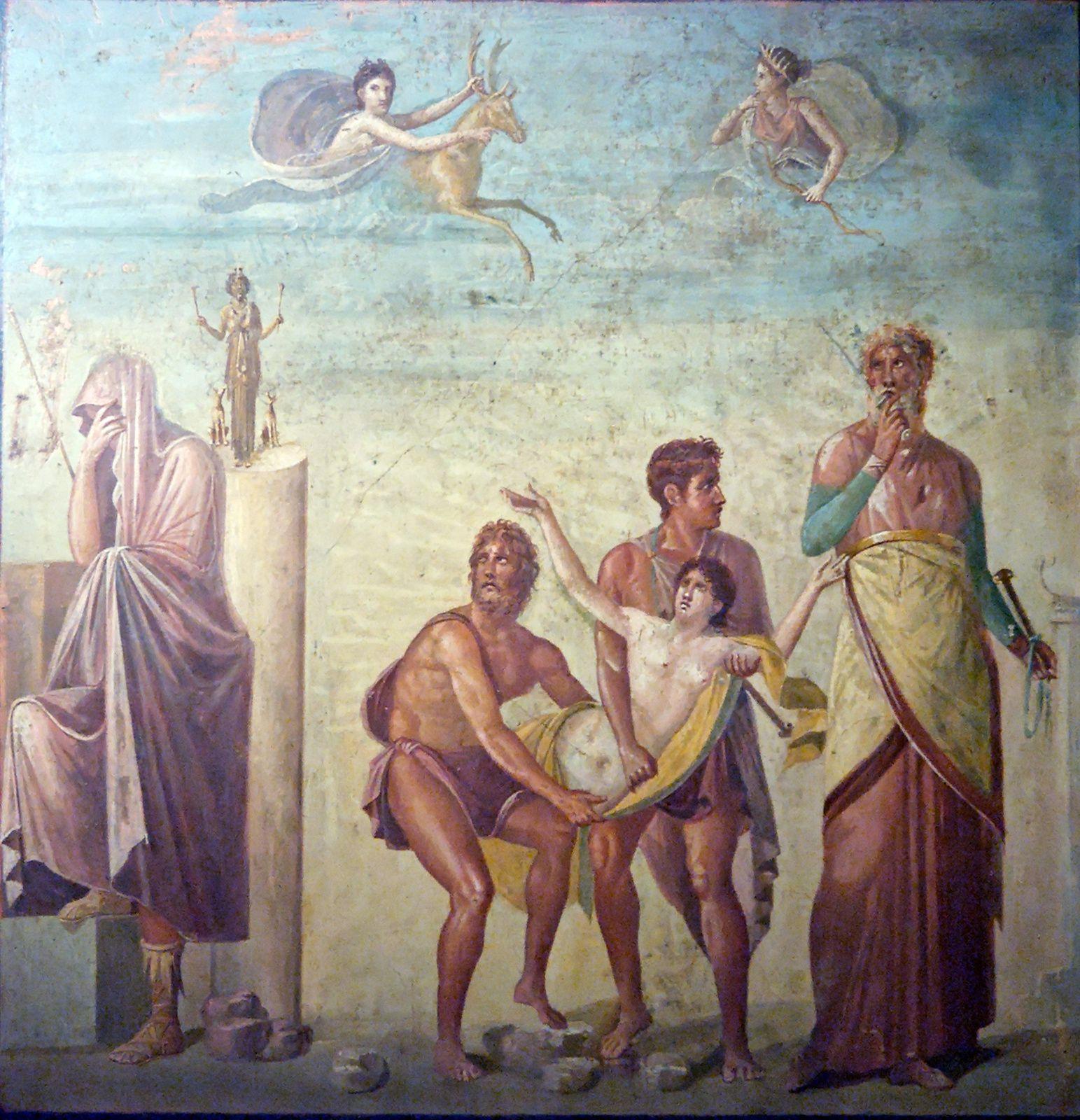 [Latin 2nde] chap.5 Les pratiques religieuses à Rome